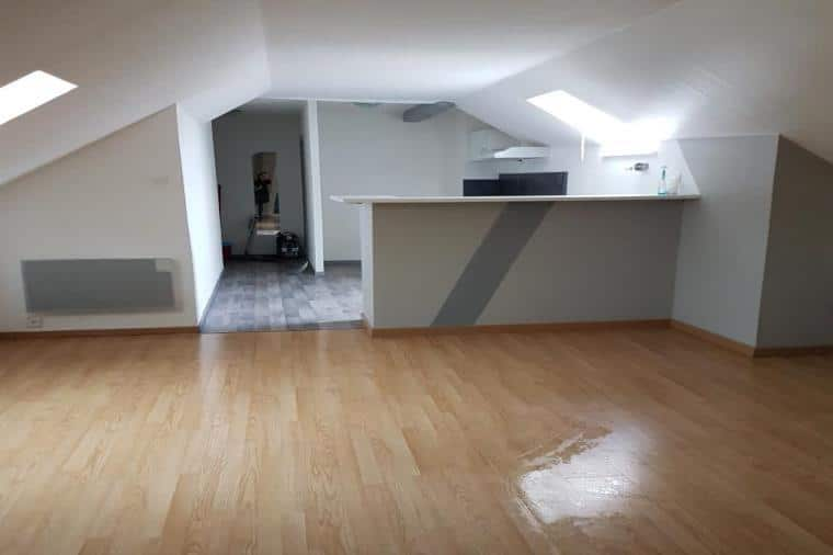 appartement t3 à giromagny